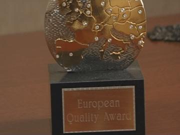 Знак европейского качества для компании «Агро-Ритм»